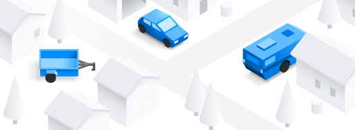 Driveway parking in Fayetteville, North Carolina