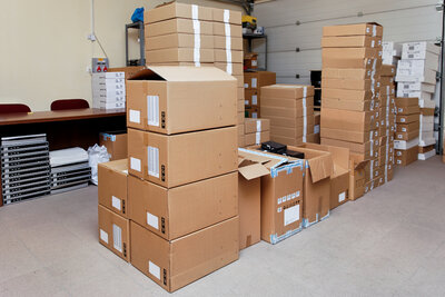 business inventory storage