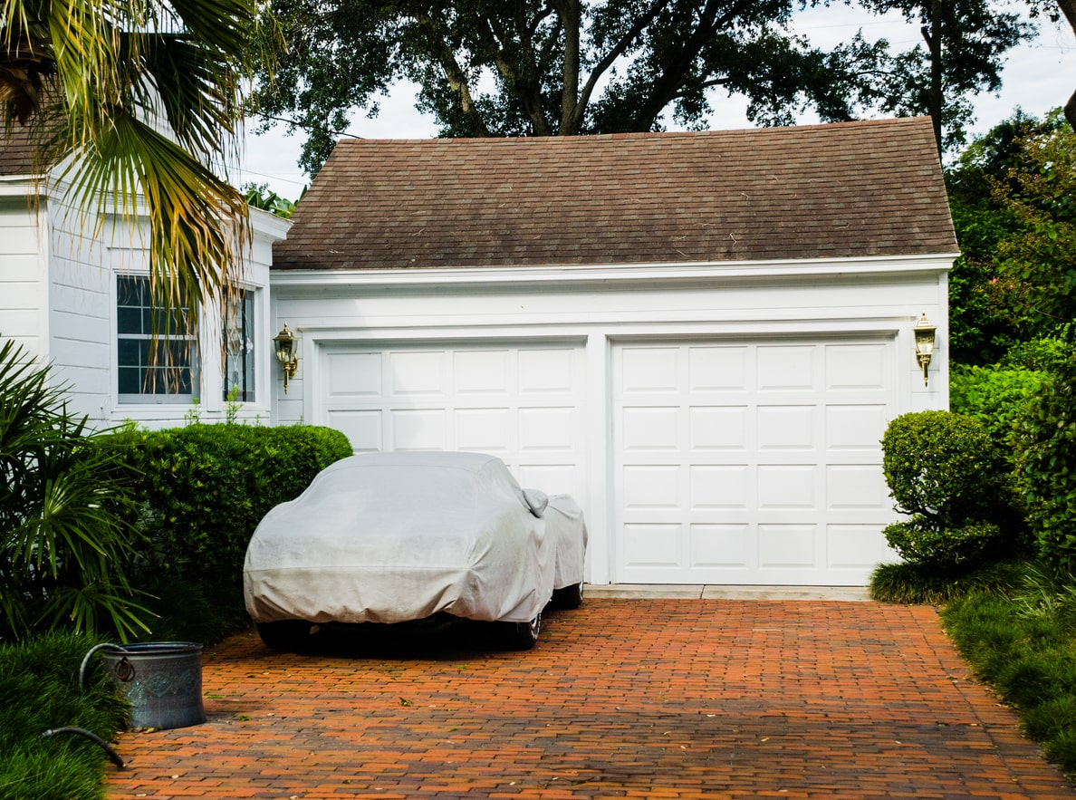 Car storage with Neighbor